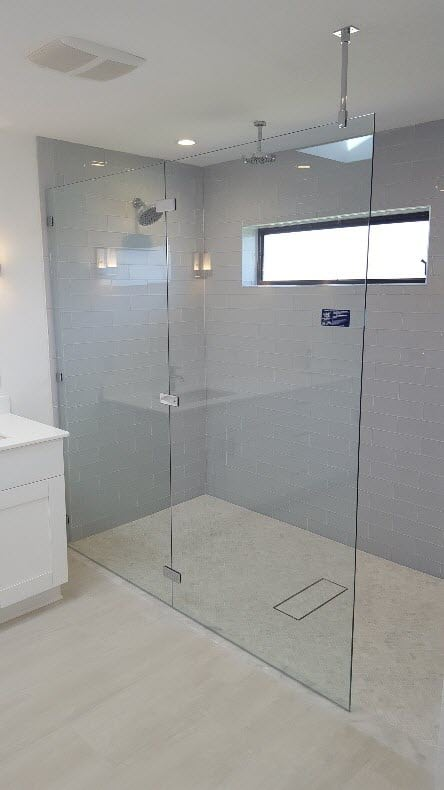 Bath remodel project in tampa by hybrid construction llc for Bathroom renovation tampa