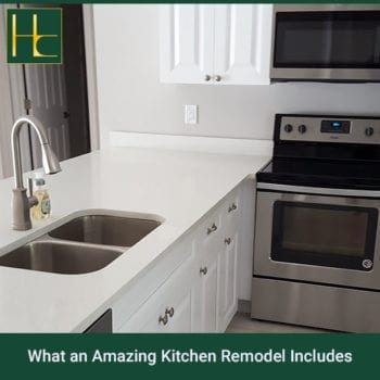 What An Amazing Kitchen Remodel Includes