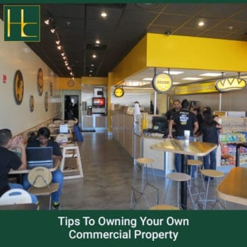 Tips To Owning Your Own Commercial Property