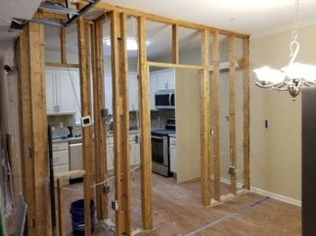 Kitchen Remodel Project in Tampa, FL