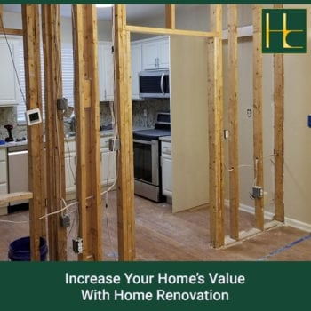 Increase Your Home's Value With Home Renovation