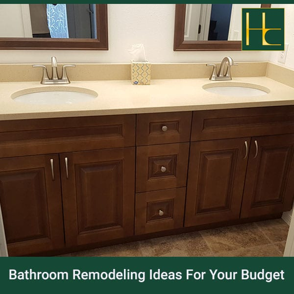Bathroom Remodeling Ideas For Your Budget