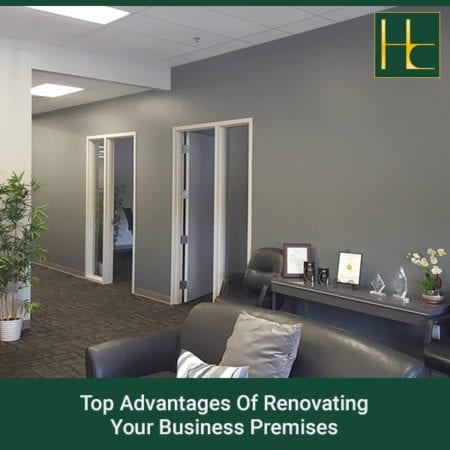 Top Advantages Оf Renovating Your Business Premises