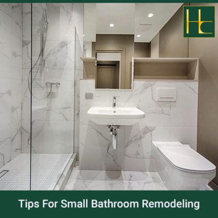 Tips For Small Bathroom Remodeling