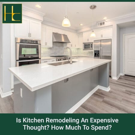 Is Kitchen Remodeling An Expensive Thought? How Much To Spend?
